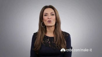CNBC Make It TV Spot, 'Getting a Raise' Featuring Suzy Welch - Thumbnail 9