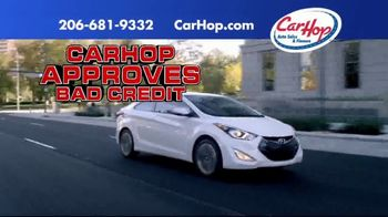 CarHop Auto Sales & Finance TV Spot, '$250 Down & Customer Protection Plan' - Thumbnail 2
