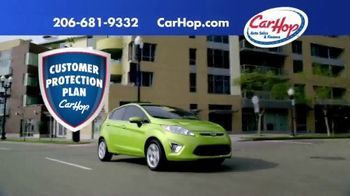 CarHop Auto Sales & Finance TV Spot, '$250 Down & Customer Protection Plan'
