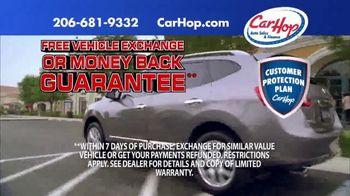 CarHop Auto Sales & Finance TV Spot, '$250 Down & Customer Protection Plan' - Thumbnail 6