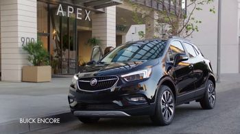 2018 Buick Encore TV Spot, 'Ready for Anything' Song by Matt and Kim - Thumbnail 1