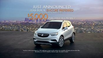 2018 Buick Encore TV Spot, 'Ready for Anything' Song by Matt and Kim [T1] - Thumbnail 7