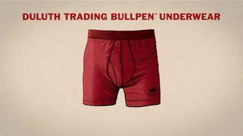 Duluth Trading Company Bullpen Underwear TV Spot, 'What's Happening' - Thumbnail 6