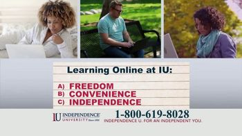 Independence University TV Spot, 'Pop Quiz: Commuting to College' - Thumbnail 3