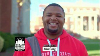 Thurgood Marshall College Fund TV Spot, 'Scholarships and Internships' - Thumbnail 9