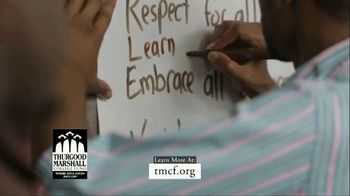 Thurgood Marshall College Fund TV Spot, 'Scholarships and Internships' - Thumbnail 2