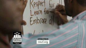 Thurgood Marshall College Fund TV Spot, 'Scholarships and Internships' - Thumbnail 3