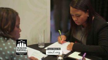 Thurgood Marshall College Fund TV Spot, 'Scholarships and Internships' - Thumbnail 4