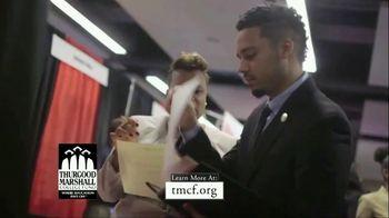 Thurgood Marshall College Fund TV Spot, 'Scholarships and Internships' - Thumbnail 5