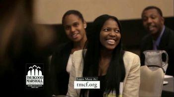 Thurgood Marshall College Fund TV Spot, 'Scholarships and Internships' - Thumbnail 8