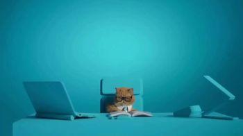 ZTE USA Axon M TV Spot, 'Business Cat' - Thumbnail 1