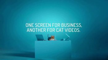 ZTE USA Axon M TV Spot, 'Business Cat' - Thumbnail 6