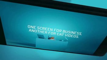 ZTE USA Axon M TV Spot, 'Business Cat' - Thumbnail 7