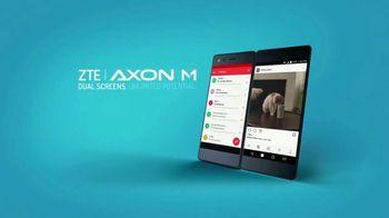 ZTE USA Axon M TV Spot, 'Business Cat' - Thumbnail 8