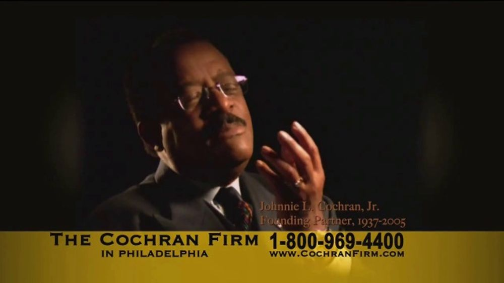 The Cochran Law Firm TV Commercial, 'Hospital Mistake' - Video