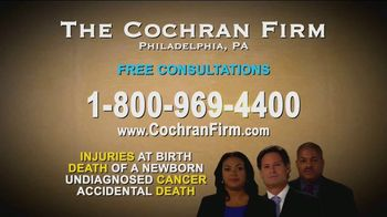 The Cochran Law Firm TV Spot, 'Hospital Mistake' - Thumbnail 9