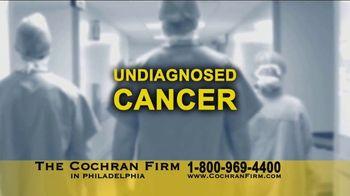The Cochran Law Firm TV Spot, 'Hospital Mistake' - Thumbnail 4