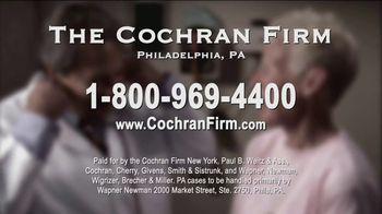 The Cochran Law Firm TV Spot, 'Hospital Mistake' - Thumbnail 8