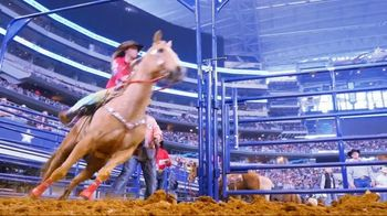 The American Rodeo TV Spot, 'Saddle Up' - Thumbnail 8