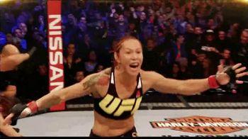 UFC 222 TV Spot, 'Cyborg vs. Kunitskaya: MMA History' - 39 commercial airings