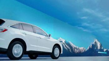 2018 Acura RDX AWD TV Spot, 'By Design: Snow' [T2] - Thumbnail 4