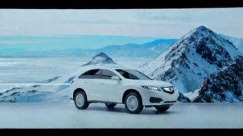2018 Acura RDX AWD TV Spot, 'By Design: Snow' [T2] - Thumbnail 6