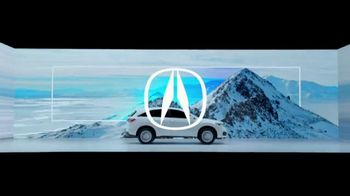 2018 Acura RDX AWD TV Spot, 'By Design: Snow' [T2]
