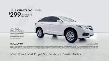2018 Acura RDX AWD TV Spot, 'By Design: Snow' [T2] - Thumbnail 8