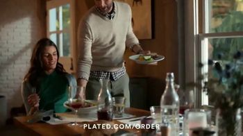 Plated TV Spot, 'Perfectly Plated'