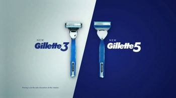 Gillette3 TV Spot, 'Expectations'