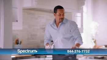 Spectrum Internet, TV and Voice TV Spot, 'Keeping Up With the Harrisons' - Thumbnail 2