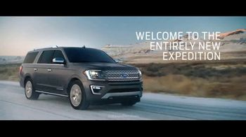 2018 Ford Expedition TV Spot, 'We the People' - Thumbnail 9