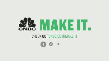 CNBC Make It TV Spot, 'Keys for Success' Featuring Morgan Brennan - Thumbnail 10