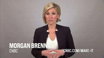 CNBC Make It TV Spot, 'Keys for Success' Featuring Morgan Brennan - Thumbnail 3