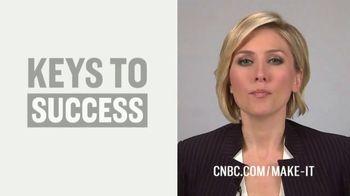 CNBC Make It TV Spot, 'Keys for Success' Featuring Morgan Brennan - Thumbnail 4