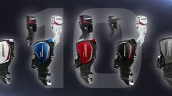 Evinrude Perfect 10 Sales Event TV Spot, '10-Year Coverage' - Thumbnail 5