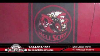 2017 Challenger Dream Giveaway TV Spot, 'Meet the Demon Slayer HellScat' - Thumbnail 2