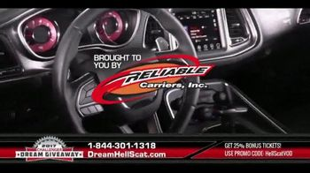 2017 Challenger Dream Giveaway TV Spot, 'Meet the Demon Slayer HellScat' - Thumbnail 4