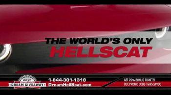 2017 Challenger Dream Giveaway TV Spot, 'Meet the Demon Slayer HellScat' - Thumbnail 5