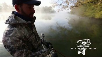 Mossy Oak Fishing Elements Agua TV Spot, 'Out on the Water' - Thumbnail 1