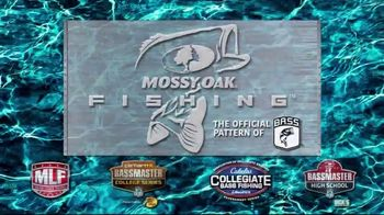 Mossy Oak Fishing Elements Agua TV Spot, 'Out on the Water' - Thumbnail 9