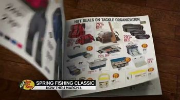 Bass Pro Shops 2018 Spring Fishing Classic TV Spot, 'Sunglasses' - Thumbnail 9