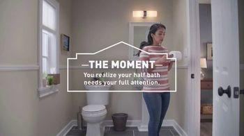 Lowe's Bath TV Spot, 'The Moment: Vanities' - Thumbnail 5