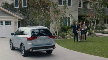 Mitsubishi Outlander TV Spot, 'Separated at Birth'