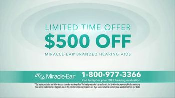 Miracle-Ear TV Spot, 'Better Day: Free Hearing Evaluation' - Thumbnail 2