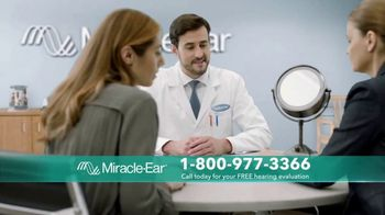 Miracle-Ear TV Spot, 'Better Day: Free Hearing Evaluation' - Thumbnail 4