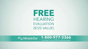 Miracle-Ear TV Spot, 'Better Day: Free Hearing Evaluation' - Thumbnail 5