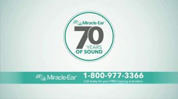 Miracle-Ear TV Spot, 'Better Day: Free Hearing Evaluation' - Thumbnail 6