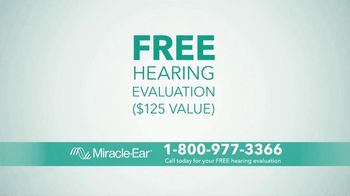 Miracle-Ear TV Spot, 'Better Day: Free Hearing Evaluation' - Thumbnail 7