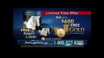 Lear Capital TV Spot, 'Investors Are Snapping Up Gold' - Thumbnail 8